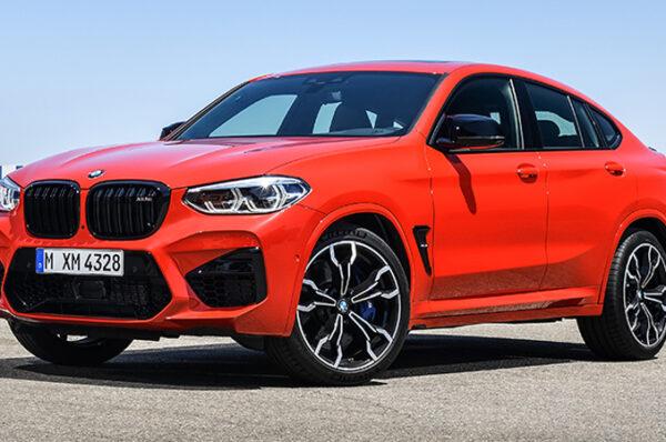 BMW X4 M เบนซิน 3.0 เทอร์โบ ราคาอย่างเป็นทางการ 7,99 ล้านบาท (นำเข้า CBU)