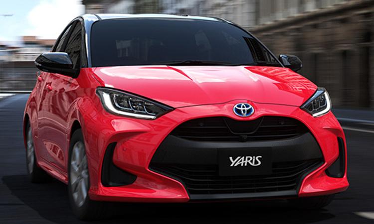 All NEW Toyota Yaris (TNGA)