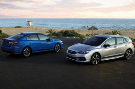 Subaru Impreza 2020 ปรับโฉม และยังเสริมเทคโนโลยีใหม่