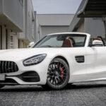 Mercedes-AMG GT C Roadster โฉมใหม่