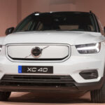 Volvo XC40 ครอสโอเวอร์ พลังงานไฟฟ้า 100% ราคา 1.94 ล้านบาท
