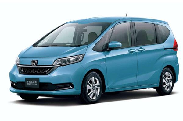 All NEW Honda Freed 2020 รถอเนกประสงค์ปรับโฉมใหม่ ที่วางจำหน่ายในญี่ปุ่น