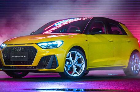 Audi A1 Sportback 35 TFSI S-Line : 2,149,000 บาท (นำเข้า CBU)