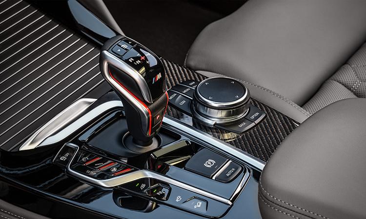 เกียร์ BMW X4 M