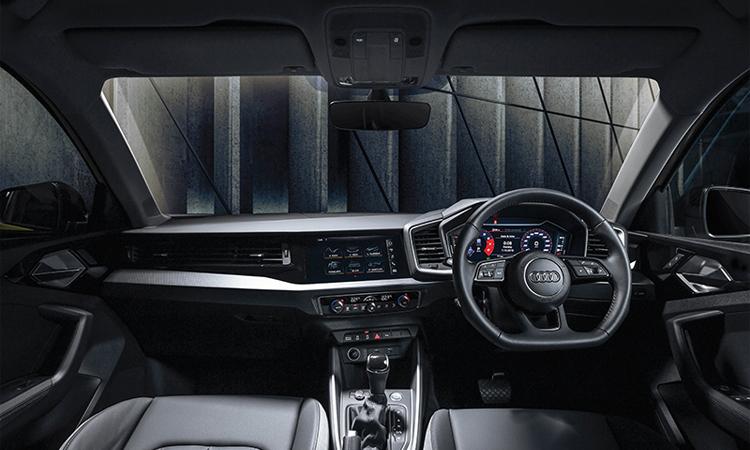 ดีไซน์ภายใน Audi A1 Sportback 35 TFSI S-Line