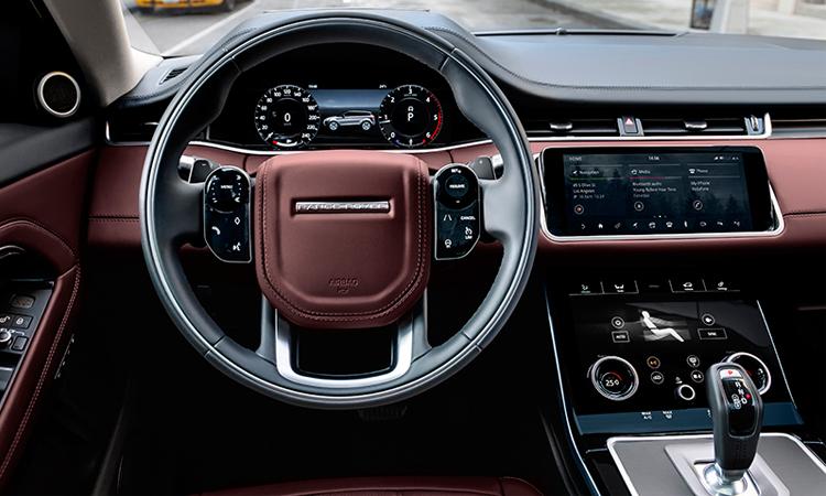 พวงมาลัย All NEW Range Rover EVOQUE