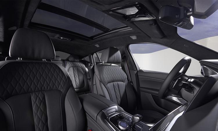 ภายใน All-new BMW X6 2020