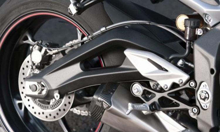 Triumph Street Triple RS 4