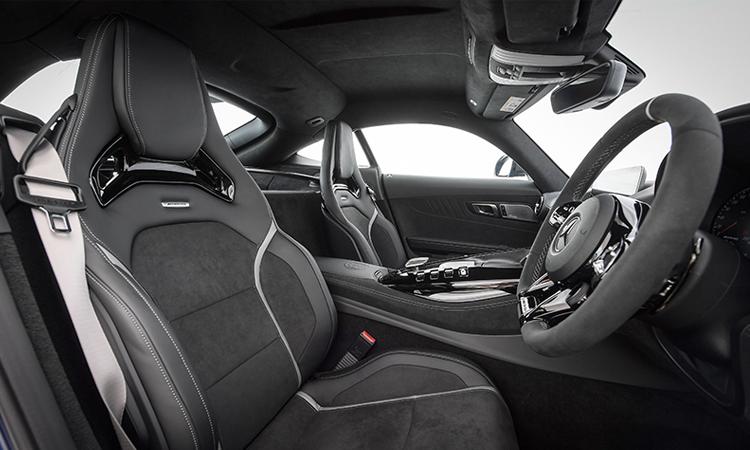 เบาะ Mercedes-AMG GT R
