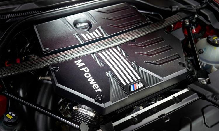 เครื่องยนต์ BMW X4 M