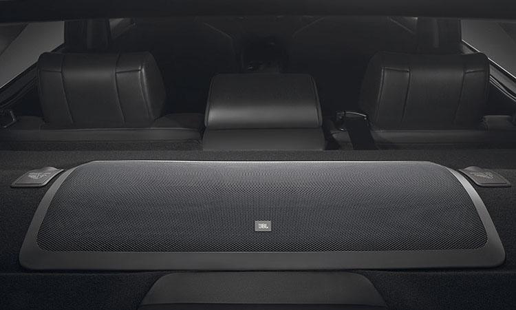 Toyota Camry เครื่องเสียง JLB