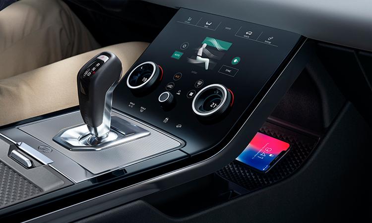 จอควบคุม All NEW Range Rover EVOQUE