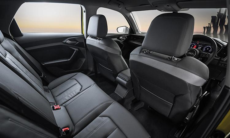 เบาะหลัง Audi A1 Sportback 35 TFSI S-Line