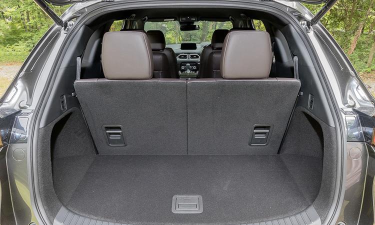 ที่เก็บองด้านหลัง Mazda CX-8 SUV 3