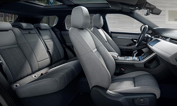 เบาะ All NEW Range Rover EVOQUE