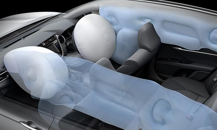 ระบบความปลอดภัย Toyota Camry