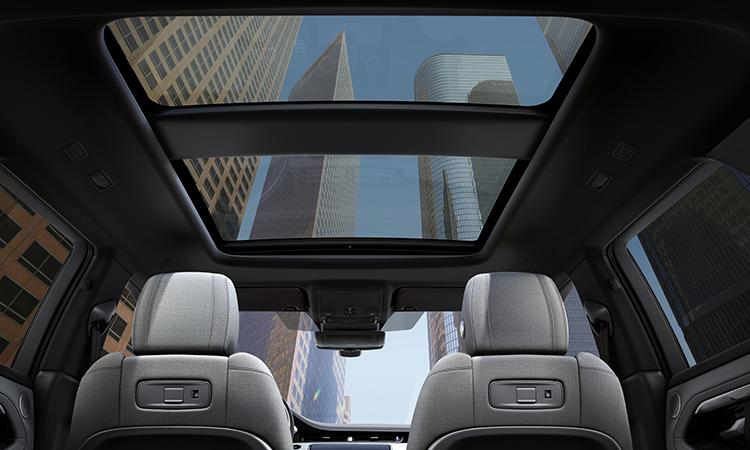 หลังคาซันลูป All NEW Range Rover EVOQUE