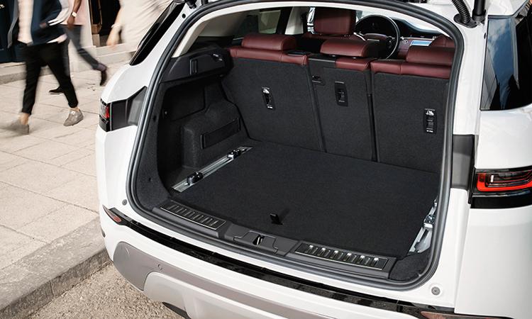 ที่เก็บของด้านหลัง All NEW Range Rover EVOQUE