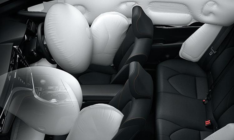ถุงลม Toyota Camry