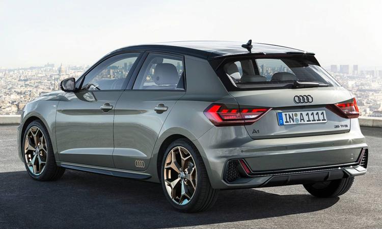 ดีไซน์ The New Audi A1