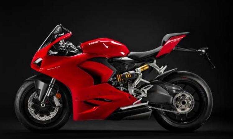ดีไซน์ Ducati Panigale V2