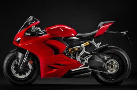 Ducati ปรับโฉมของ Ducati Panigale V2 ที่เพิ่มเทคโนโลยีสุดล้ำ