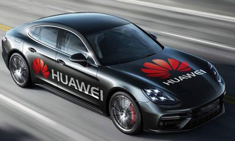 Huawei ได้เข้าร่วมในตลาดรถยนต์ไร้คนขับ