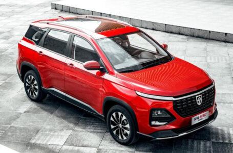 Baojun 530 รถอเนกประสงค์รุ่นปรับปรุงใหม่ในตลาดประเทศจีน