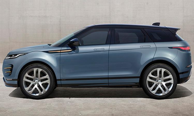 ดีไซน์ All NEW Range Rover EVOQUE