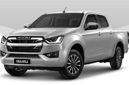 ราคา ตารางผ่อนดาวน์ All New ISUZU D-MAX Cab 4 2020-2021