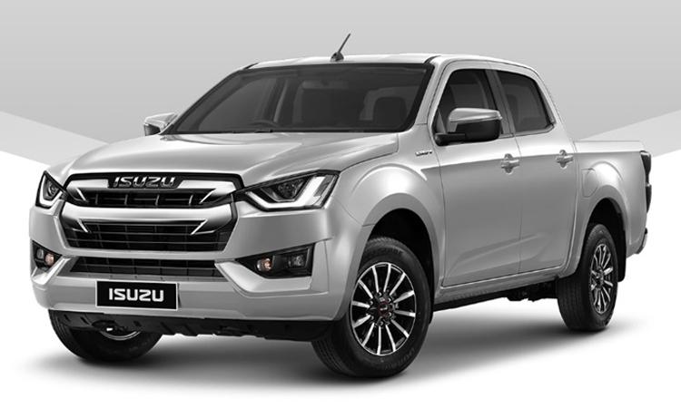 ราคา ตารางผ่อนดาวน์ All New ISUZU D-MAX Cab4 2019-2020 ตัวเตี้ย