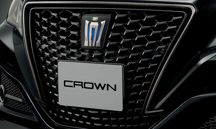 กระจังหน้า Toyota Crown