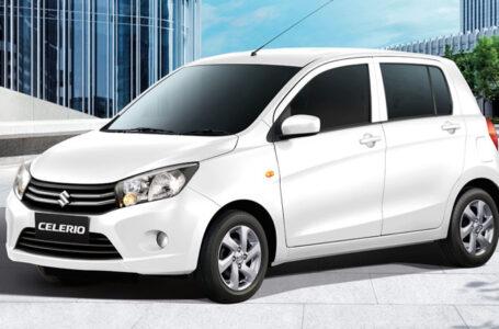 Suzuki ประเทศไทยประกาศลดราคา Suzuki CELERIO ด้วยตัวเริ่มต้นที่ 3.18 แสนบาท ตารางผ่อน/ดาวน์