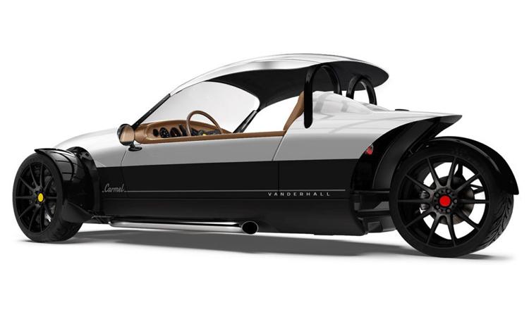 Vanderhall Carmel GT รุ่นท๊อป