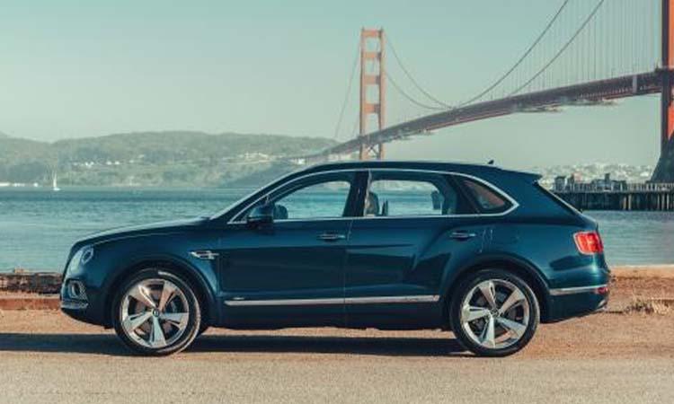 ดีไซน์ Bentley Bentayga Hybrid