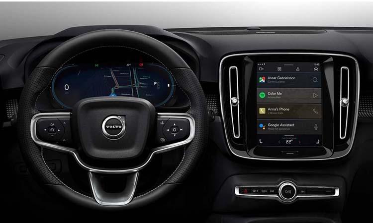 ระบบ Android Automotive