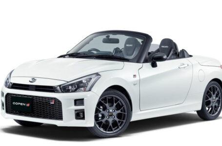 Toyota เปิดตัว Toyota Copen GR Sport ด้วยราคา 684,000 บาท