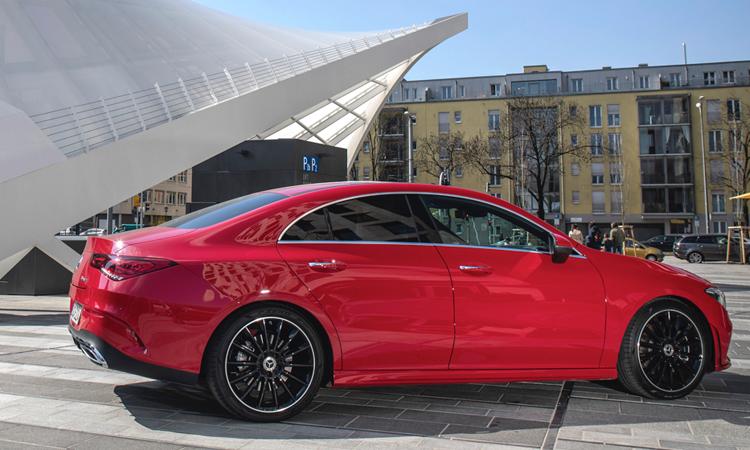 Mercedes-Benz CLA 1