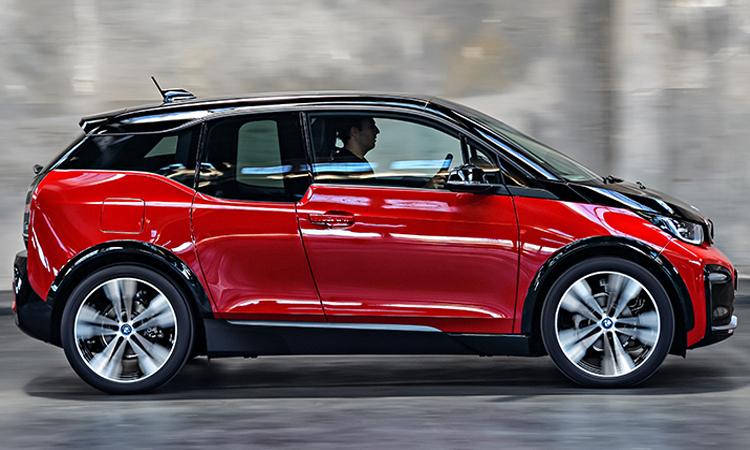 ดีไซน์ BMW i3s