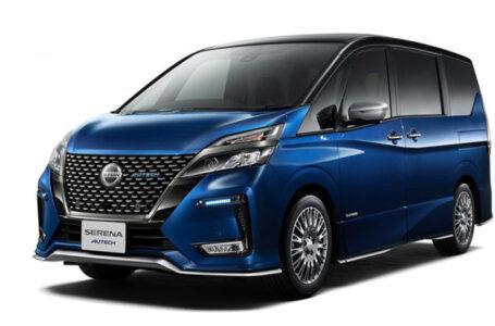 Nissan เปิดตัว Nissan Serena AUTECH รถตู้สปอร์ตพรีเมี่ยมในญี่ปุ่น