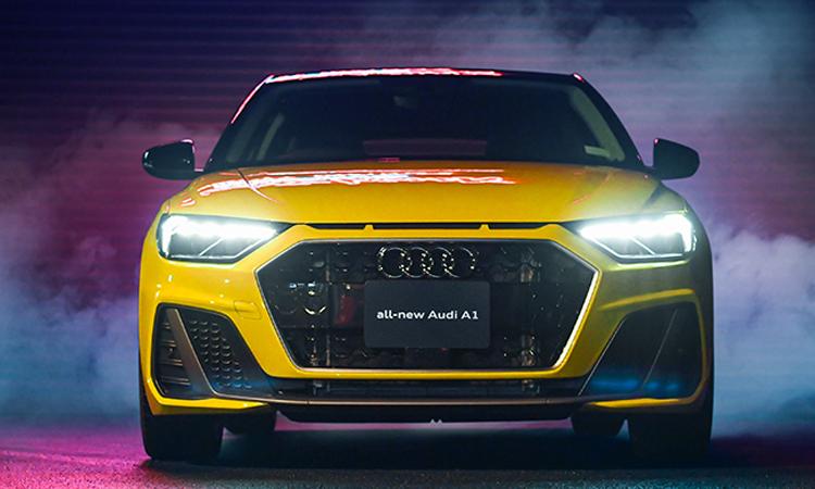 ดีไซน์ Audi A1 Sportback 35 TFSI S-Line