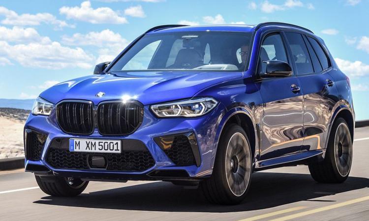 BMW X5 M และ X6 M