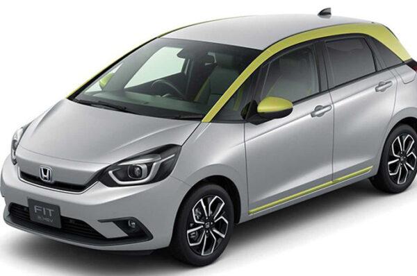 Honda เปิดตัว All New Honda Jazz จำหน่าย 5 รุ่นย่อยในตลาดญี่ปุ่น