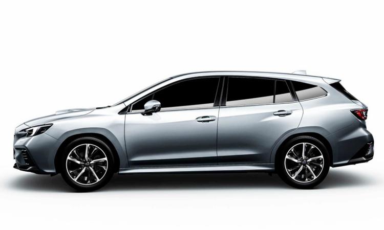 ดีไซฯน์ Subaru Levorg Prototype