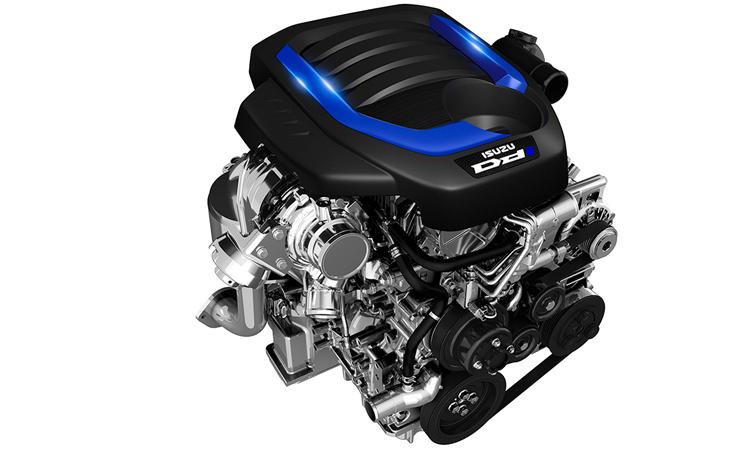 เครื่องยนต์ All NEW Isuzu D-max ดีเซล 1.9 VGS Turbo