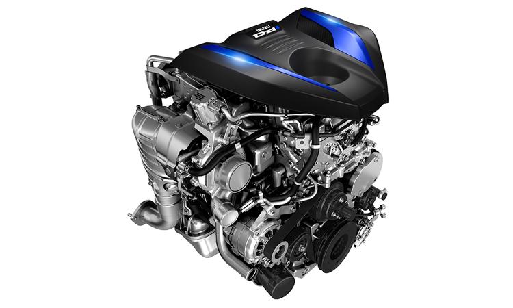 เครื่องยนต์ All NEW Isuzu D-max ดีเซล 3.0 VGS Turbo