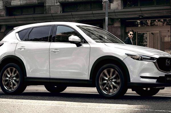 Mazda CX-5 เบนซิน 2.5 Skyactiv-TURBO ราคา 1,850,000 บาท