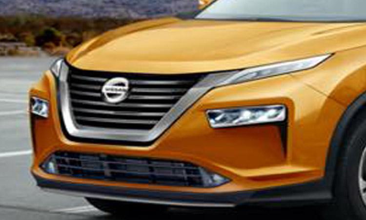 กระจังหน้า NEW Nissan X-Trail e-POWER โฉมใหม่