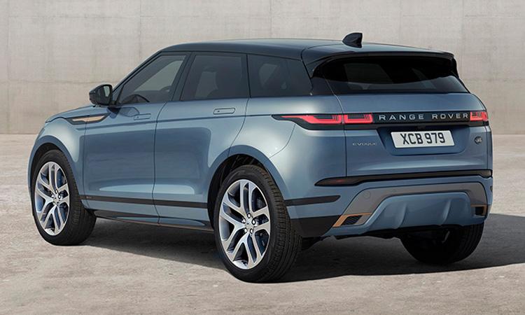 ้านข้าง All NEW Range Rover EVOQUE
