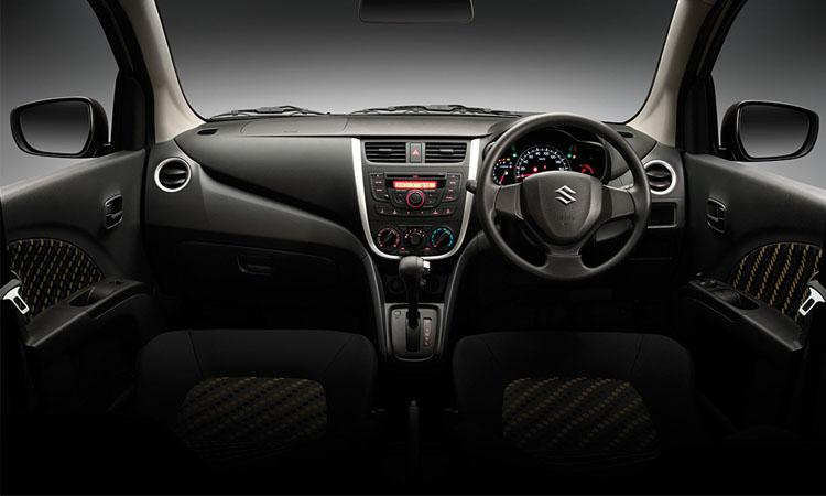 ภายใน Suzuki CELERIO